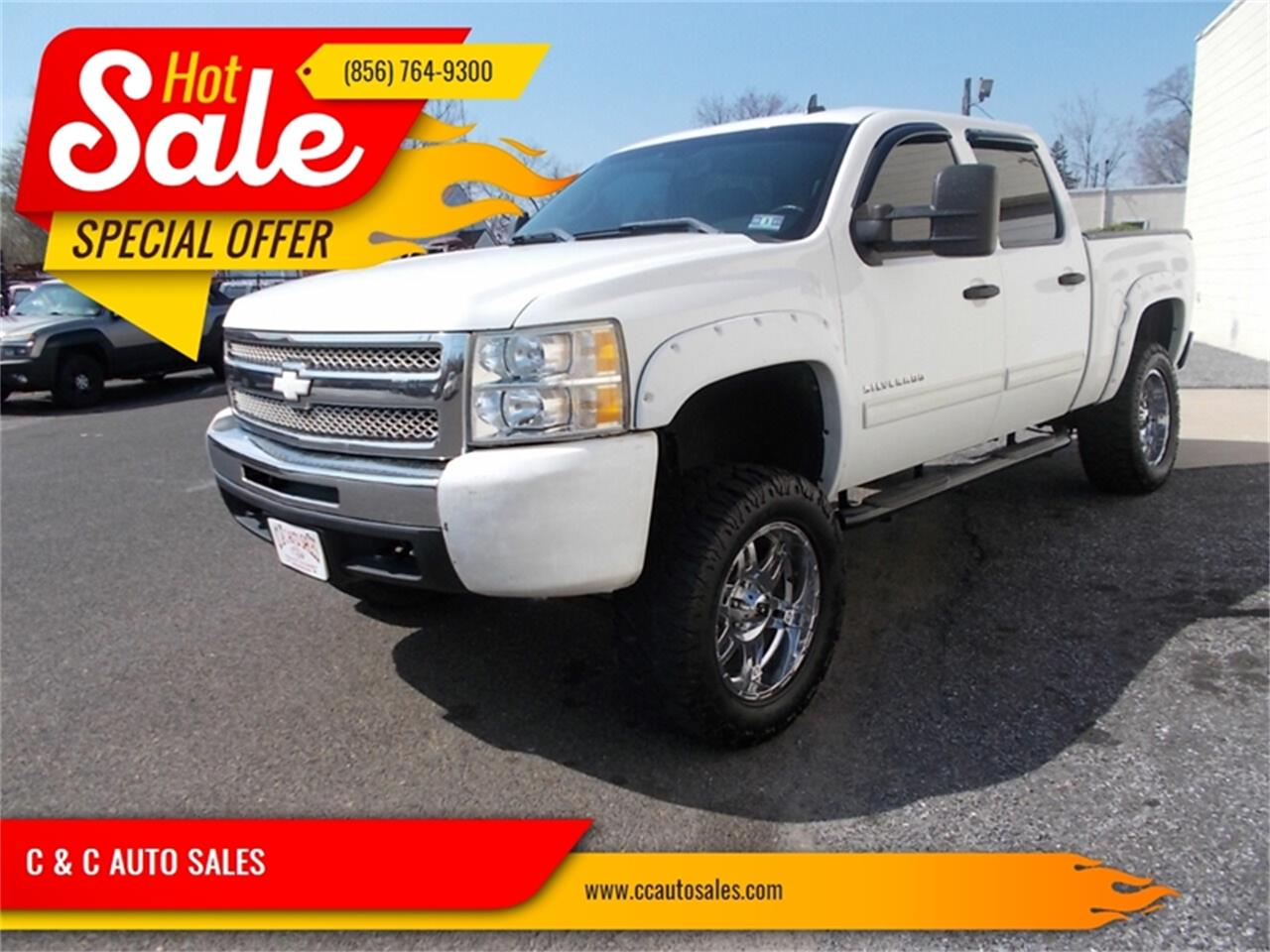 Large Picture of 2010 Silverado located in New Jersey Offered by C & C Auto Sales - Q36B