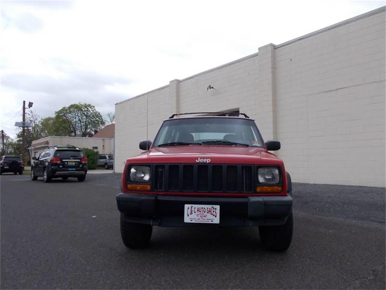 Large Picture of '97 Jeep Cherokee located in Riverside New Jersey Offered by C & C Auto Sales - Q36C