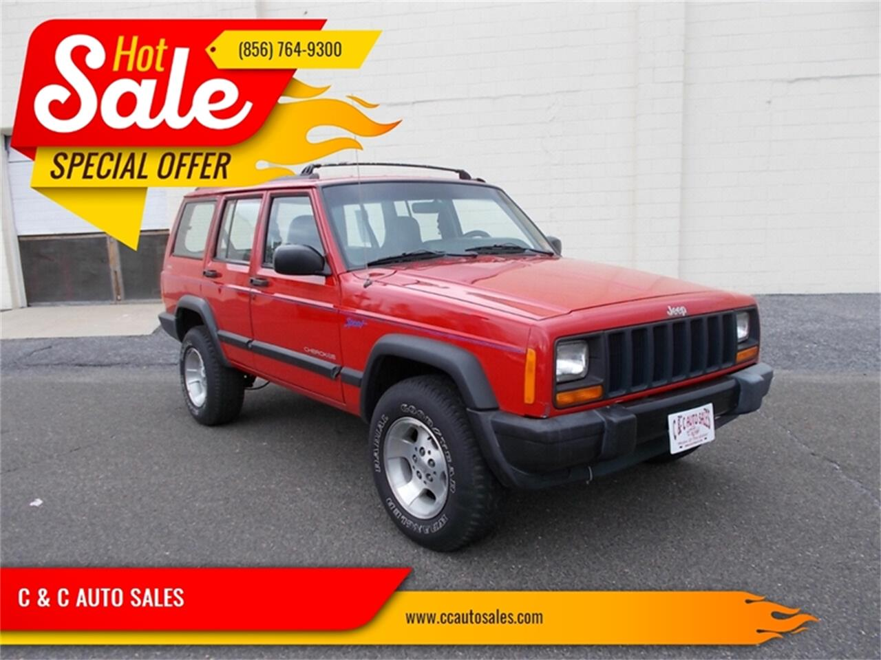 Large Picture of 1997 Cherokee located in Riverside New Jersey - Q36C