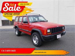 Picture of 1997 Jeep Cherokee located in New Jersey Offered by C & C Auto Sales - Q36C