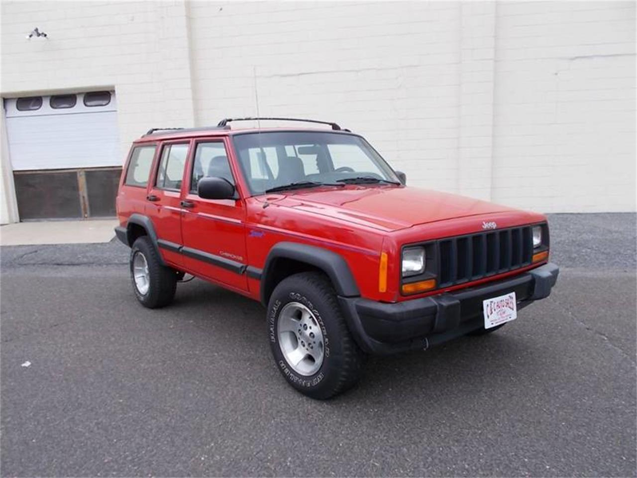 Large Picture of '97 Cherokee located in Riverside New Jersey Offered by C & C Auto Sales - Q36C