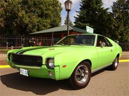 Picture of '69 AMX located in Oregon Offered by Summers Classic Car Company - Q36E