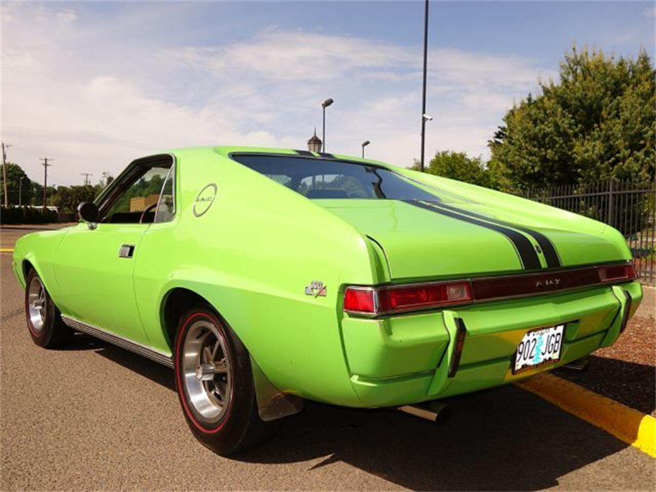Large Picture of '69 AMC AMX located in Eugene Oregon - $44,900.00 Offered by Summers Classic Car Company - Q36E