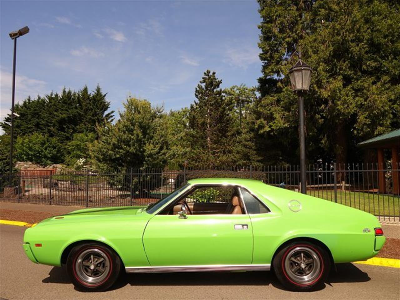 Large Picture of 1969 AMX - Q36E