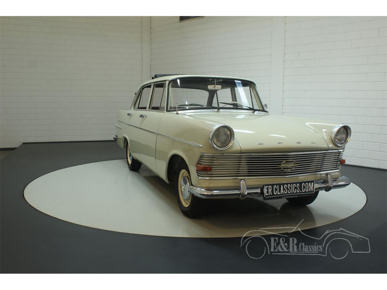 Large Picture of '61 Opel Olympia-Rekord located in Noord-Brabant - $19,000.00 Offered by E & R Classics - Q36F