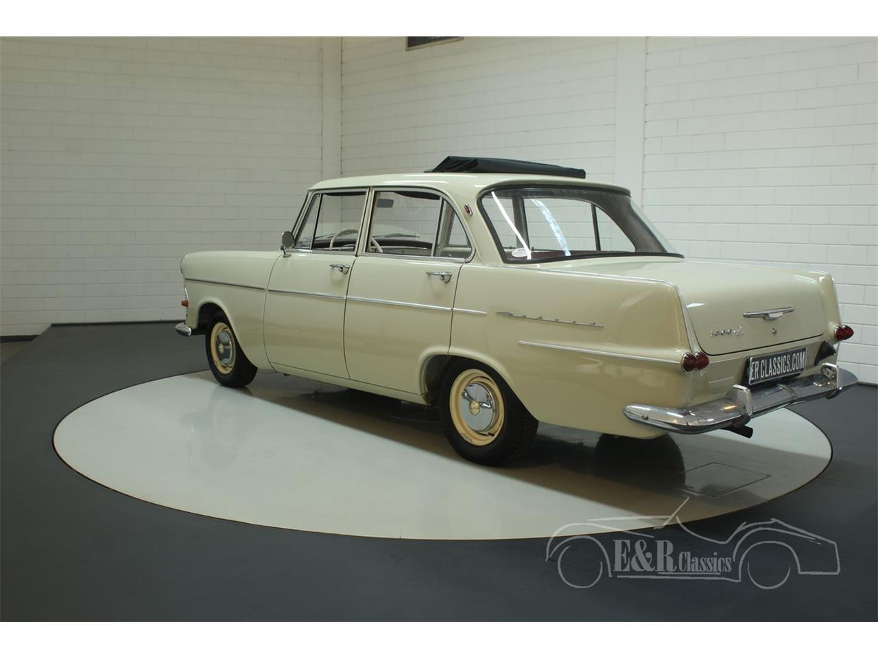 Large Picture of 1961 Opel Olympia-Rekord located in Noord-Brabant - $19,000.00 Offered by E & R Classics - Q36F
