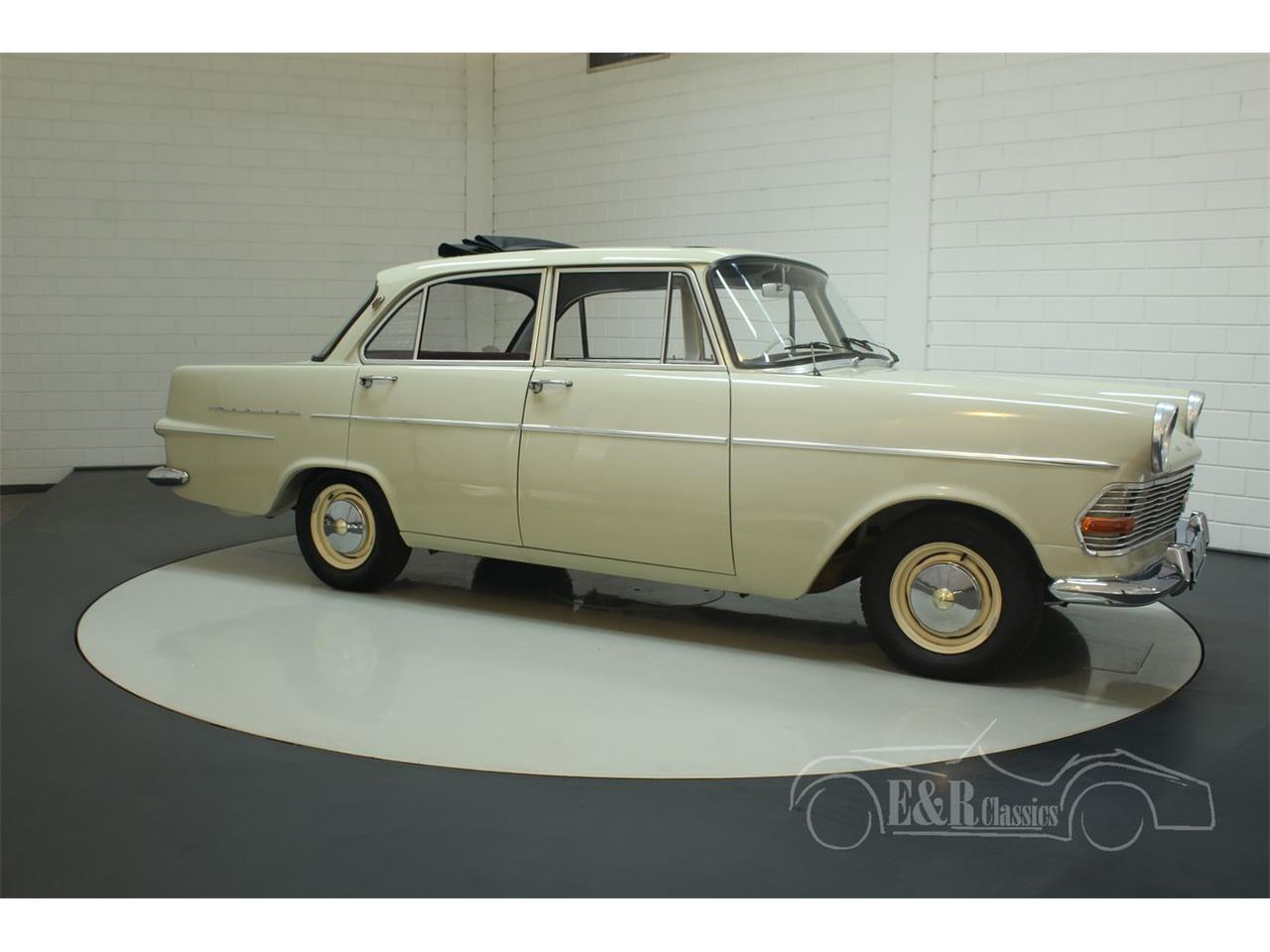 Large Picture of '61 Opel Olympia-Rekord located in Waalwijk Noord-Brabant - $19,000.00 Offered by E & R Classics - Q36F