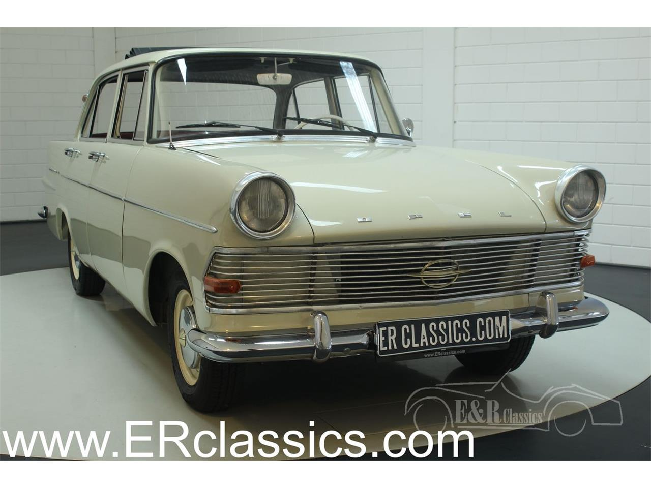 Large Picture of Classic '61 Opel Olympia-Rekord Offered by E & R Classics - Q36F