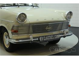 Picture of Classic '61 Opel Olympia-Rekord located in Waalwijk Noord-Brabant - $19,000.00 - Q36F