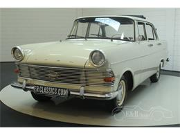 Picture of '61 Opel Olympia-Rekord located in Waalwijk Noord-Brabant Offered by E & R Classics - Q36F