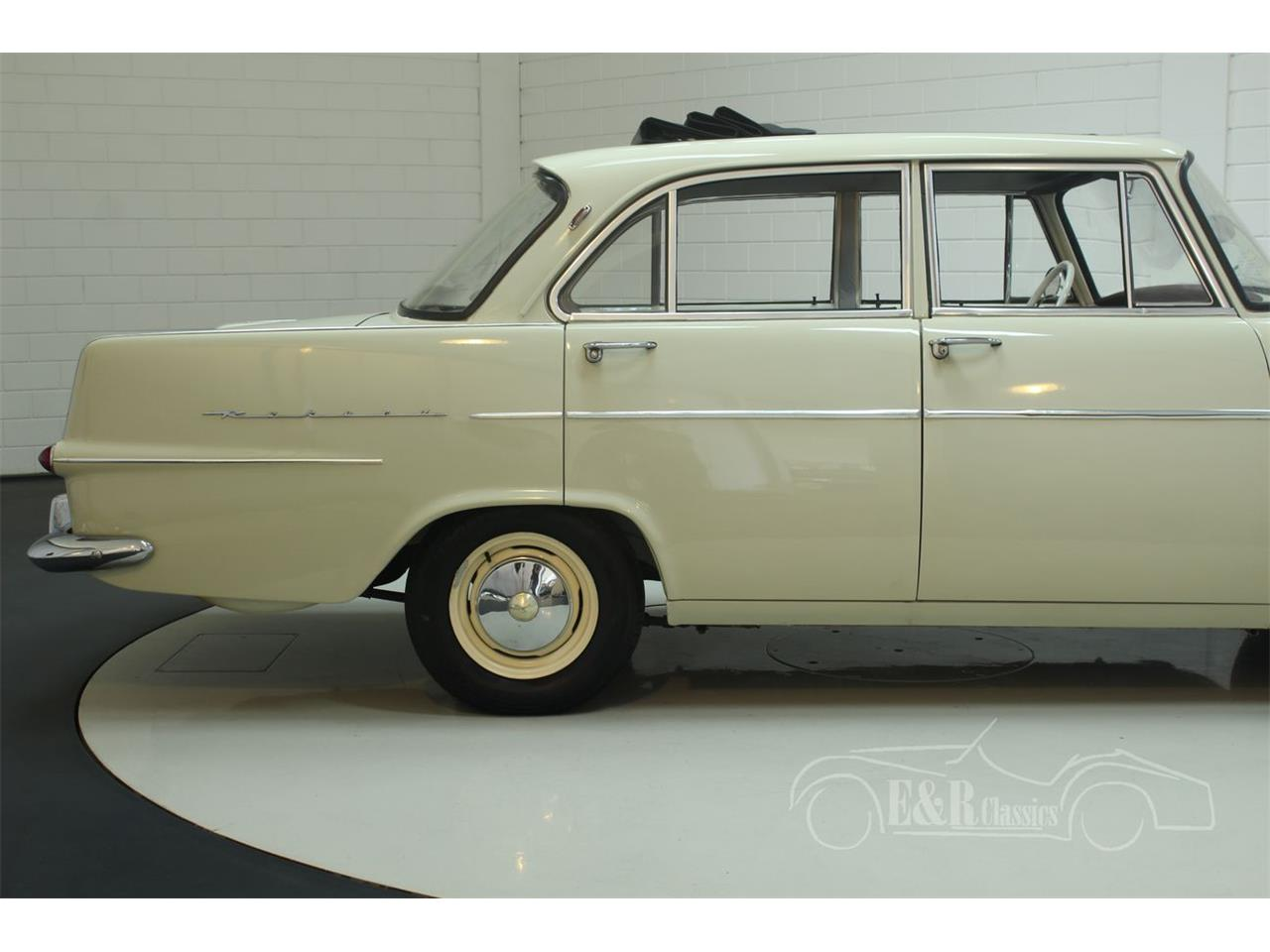 Large Picture of '61 Olympia-Rekord - Q36F