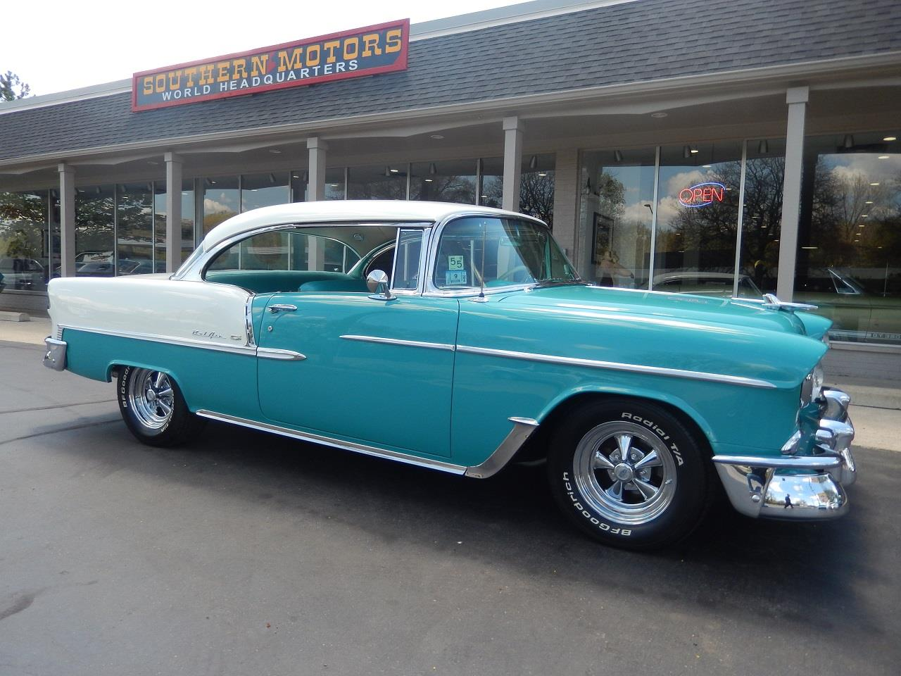 Large Picture of '55 Bel Air - Q36G