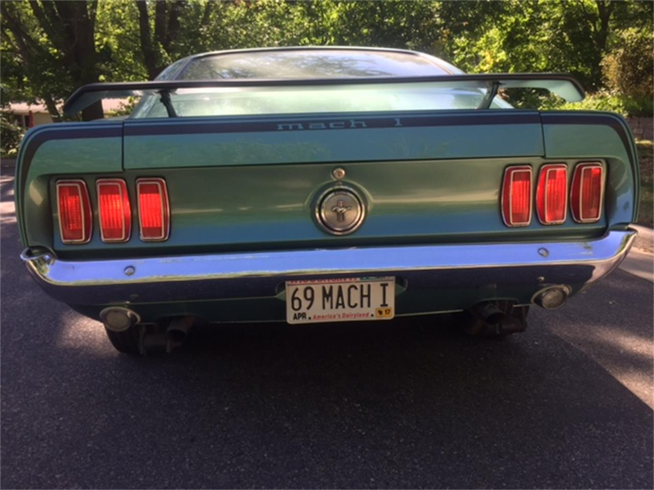 Large Picture of '69 Mustang Mach 1 - Q36K