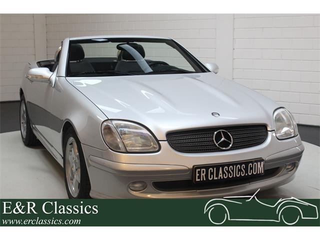 Picture of '00 SLK-Class - Q36N