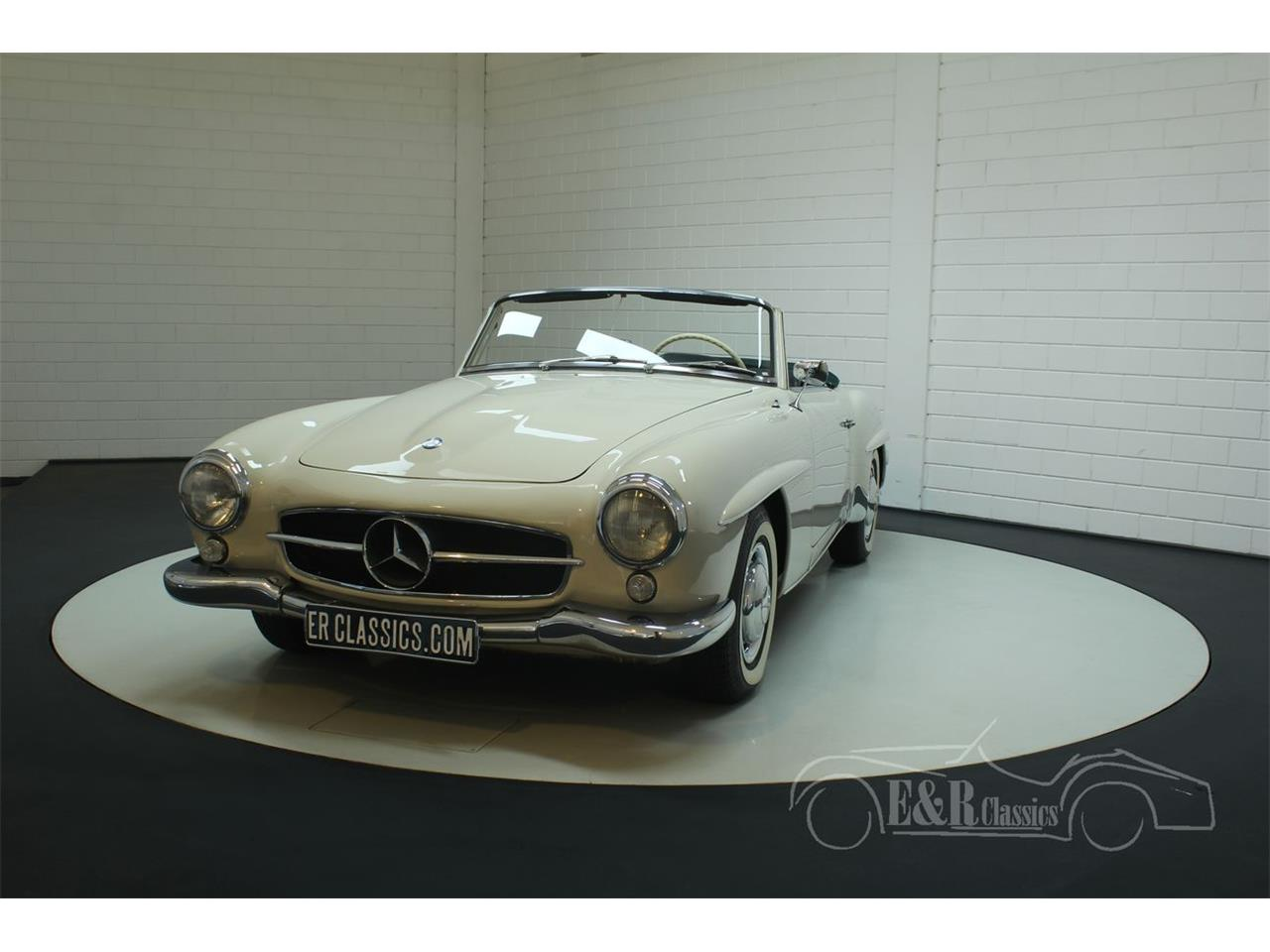 Large Picture of '61 190SL - Q36P