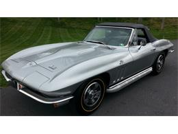 Picture of Classic '66 Chevrolet Corvette located in Wexford Pennsylvania Offered by a Private Seller - Q36Q