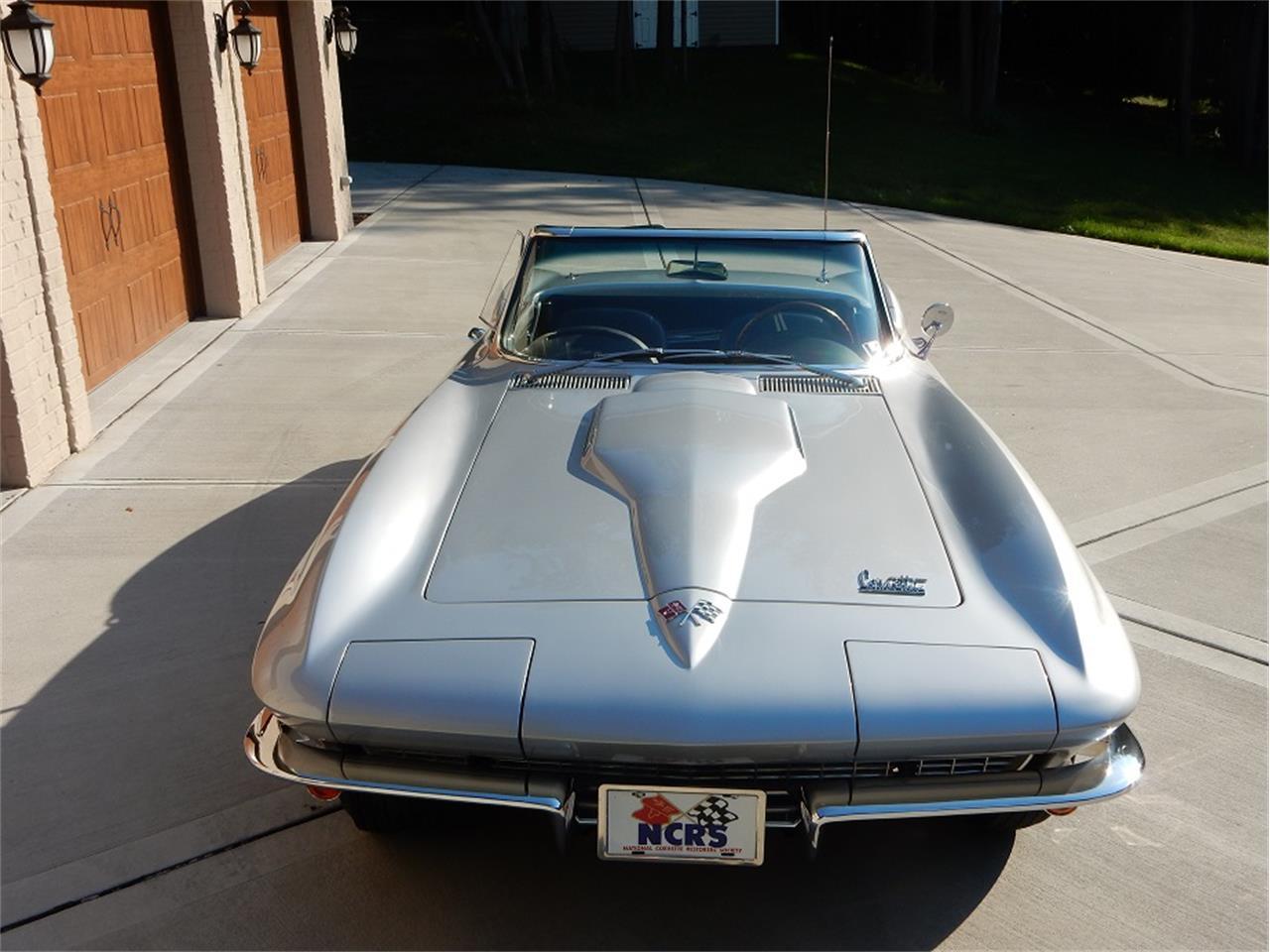 Large Picture of '66 Corvette located in Wexford Pennsylvania - Q36Q
