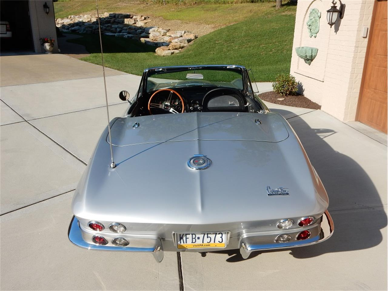 Large Picture of Classic 1966 Chevrolet Corvette Offered by a Private Seller - Q36Q