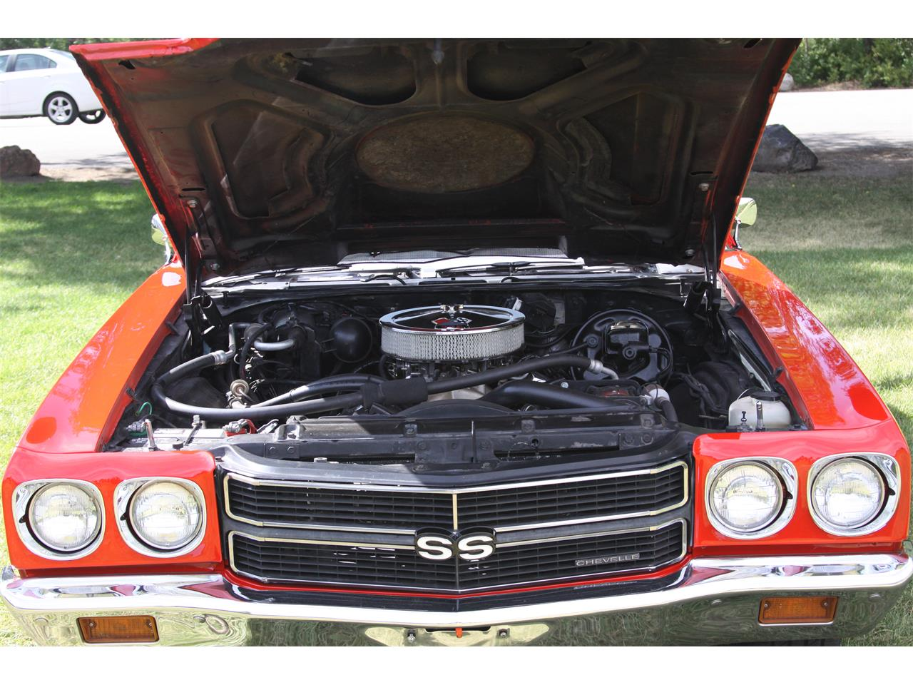 Large Picture of '70 Chevelle SS - Q370