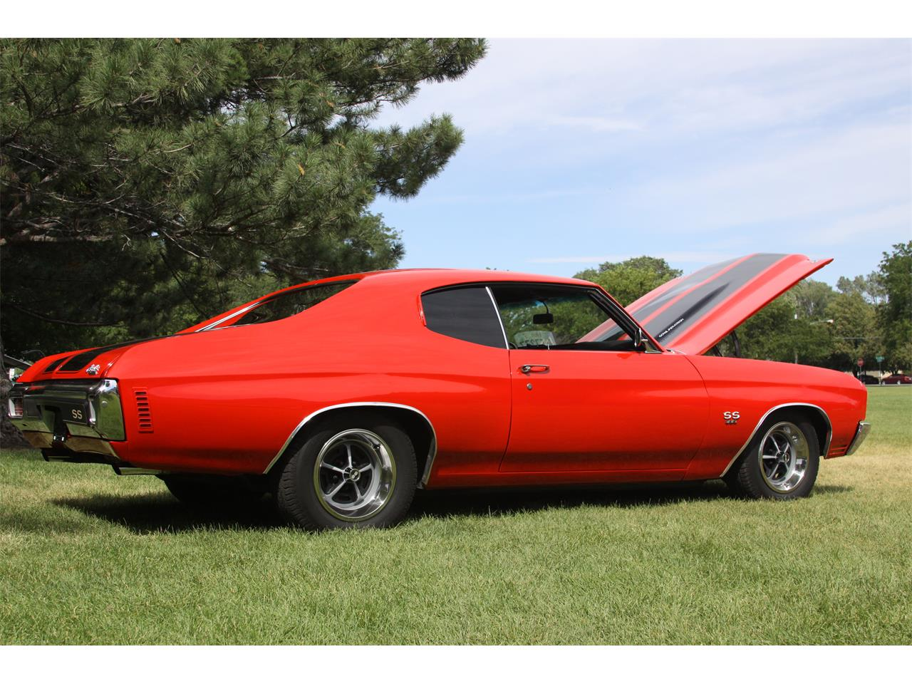 For Sale: 1970 Chevrolet Chevelle SS in Layton, Utah
