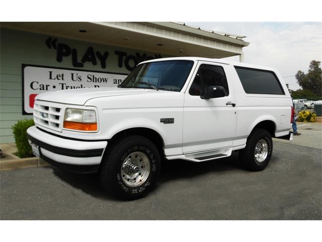 Picture of '94 Bronco - Q378