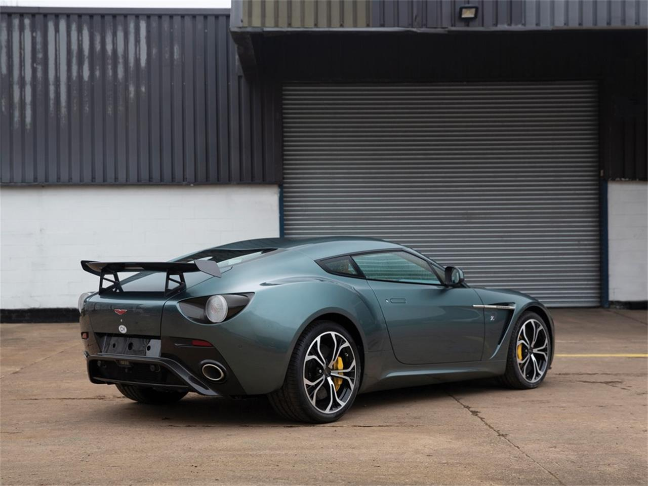 Large Picture of 2012 Aston Martin V12 Zagato located in  Auction Vehicle - Q37F
