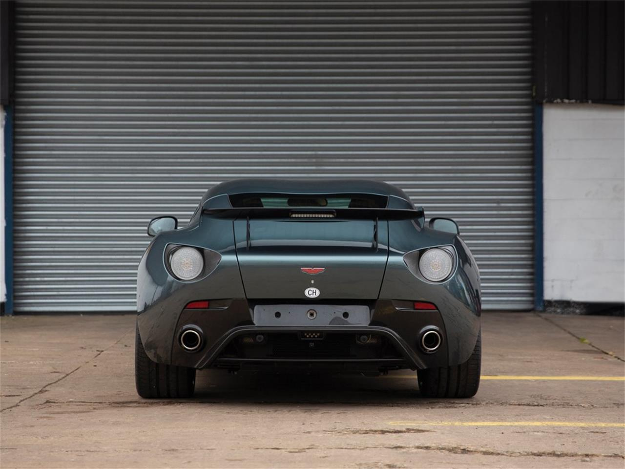 Large Picture of 2012 V12 Zagato Auction Vehicle Offered by RM Sotheby's - Q37F