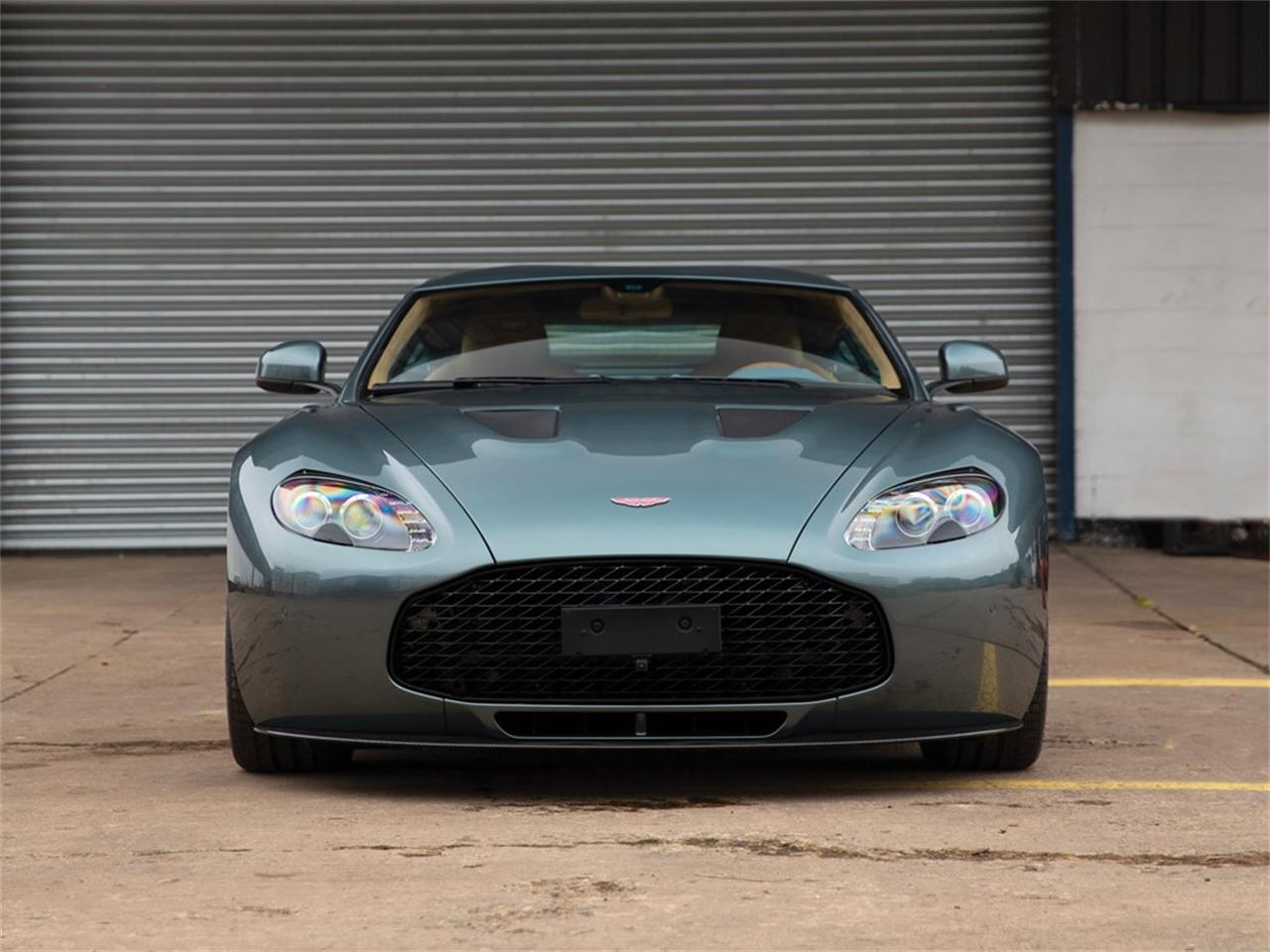Large Picture of 2012 Aston Martin V12 Zagato Auction Vehicle Offered by RM Sotheby's - Q37F