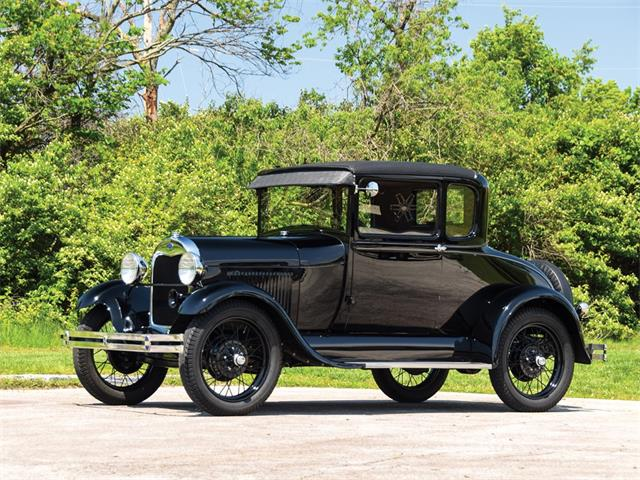 Picture of '29 Model A - Q37L