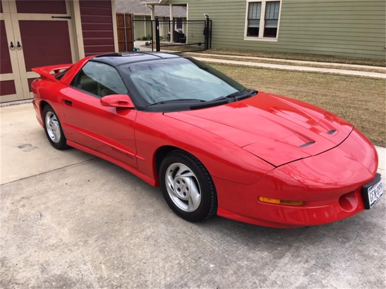 Large Picture of '93 Firebird Trans Am - Q380