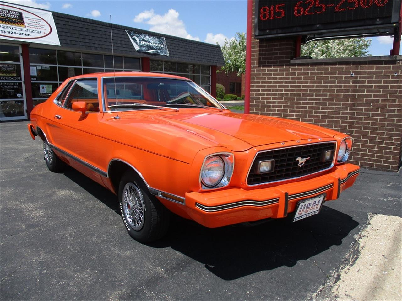 1978 Ford Mustang For Sale