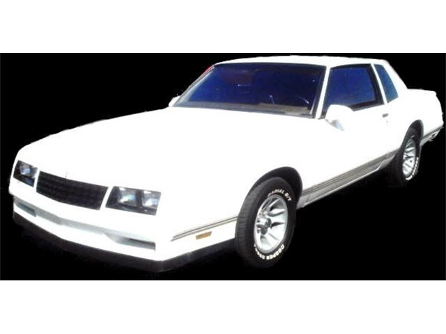 Picture of '87 Monte Carlo SS - Q386