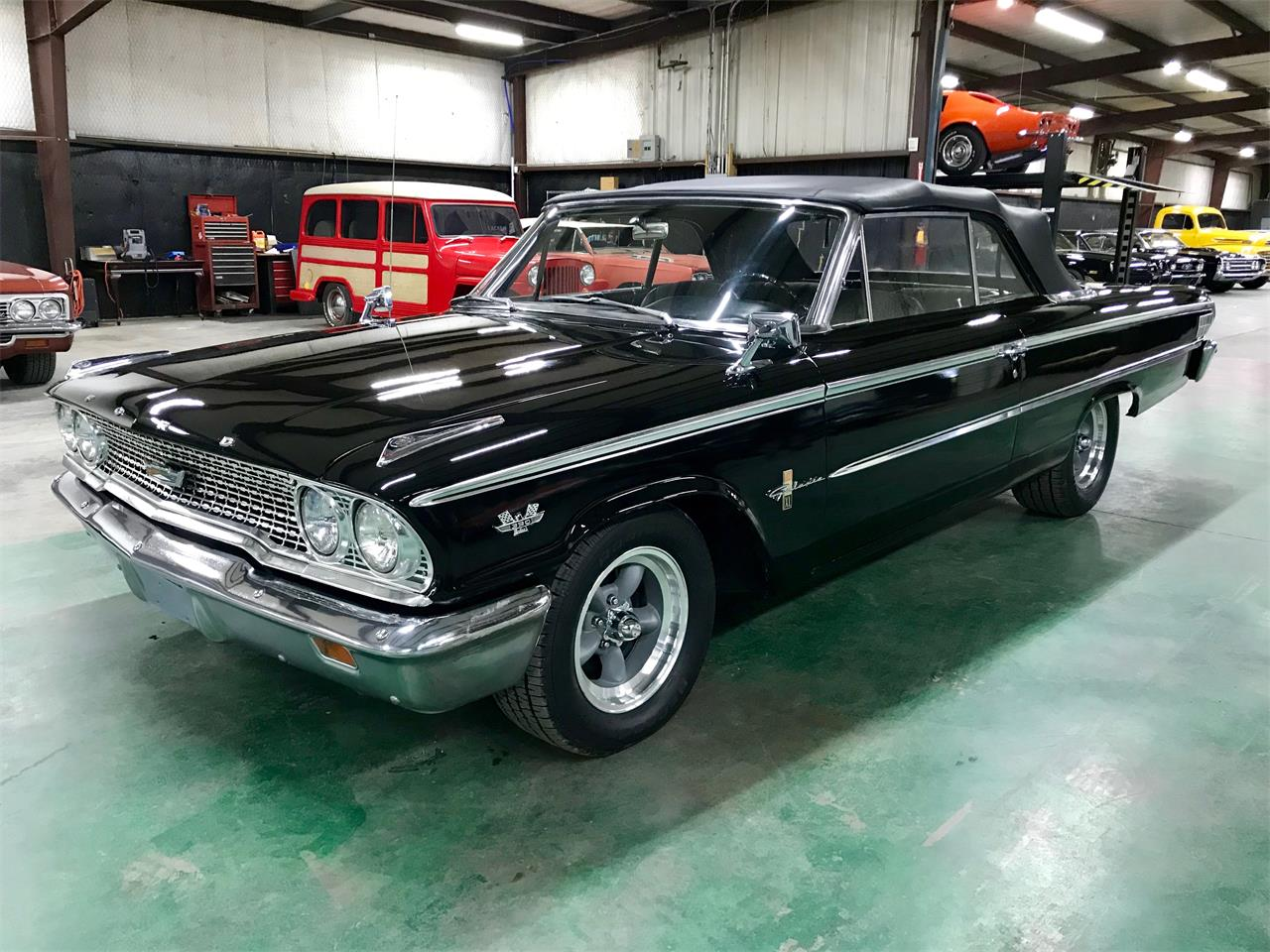 Large Picture of '63 Galaxie 500 XL - Q387
