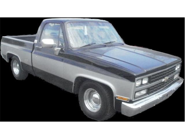 1985 to 1987 Chevrolet Silverado for Sale on ClassicCars com on