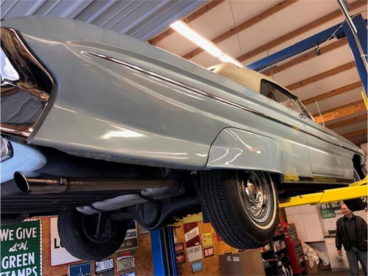 Large Picture of '61 Oldsmobile 88 located in Fletcher North Carolina Auction Vehicle Offered by Tom Mack Auctions - Q38B