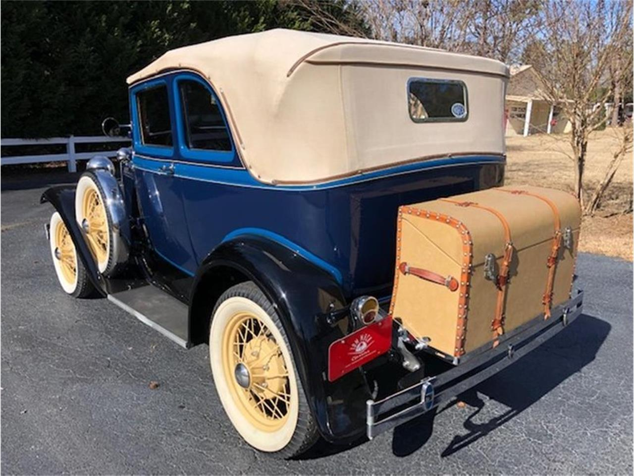 Large Picture of '31 Model A - Q38G