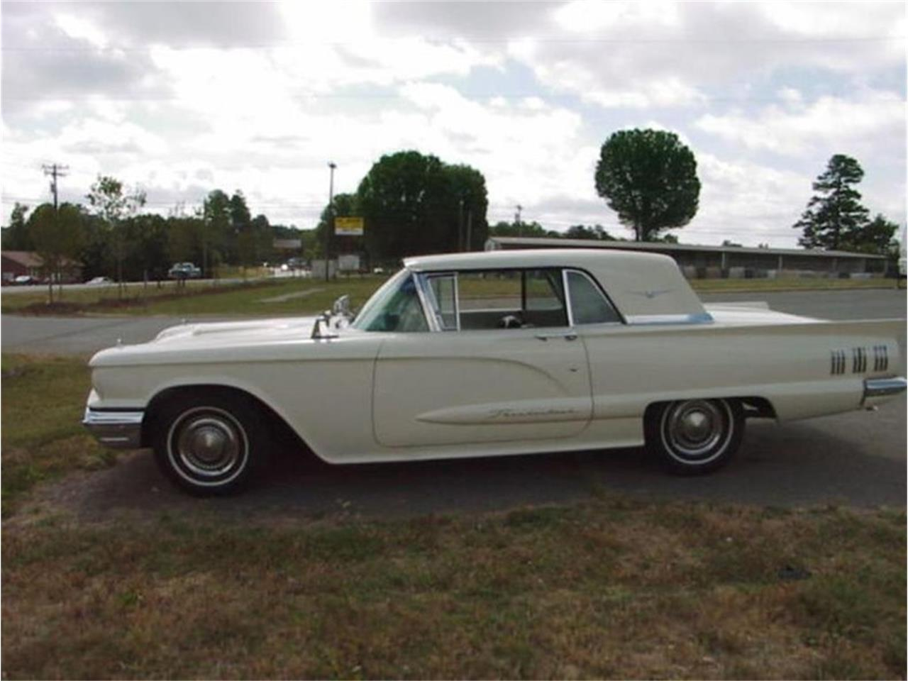 Large Picture of Classic 1960 Ford Thunderbird located in Fletcher North Carolina - Q38M