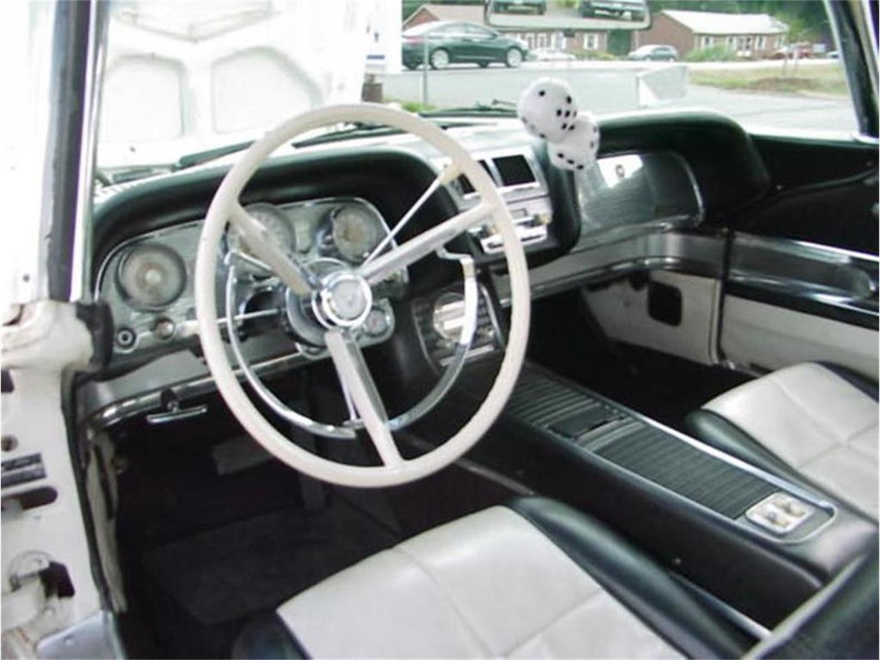 Large Picture of '60 Thunderbird located in Fletcher North Carolina Offered by Tom Mack Auctions - Q38M