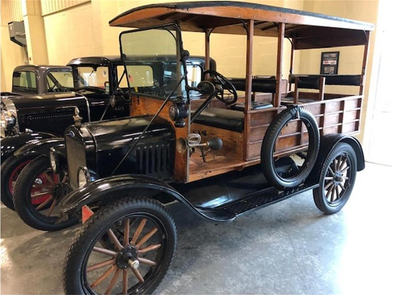 Large Picture of '18 Model T - Q38O
