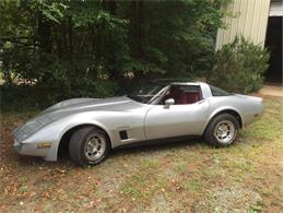 Picture of 1982 Corvette Offered by Tom Mack Auctions - Q38R