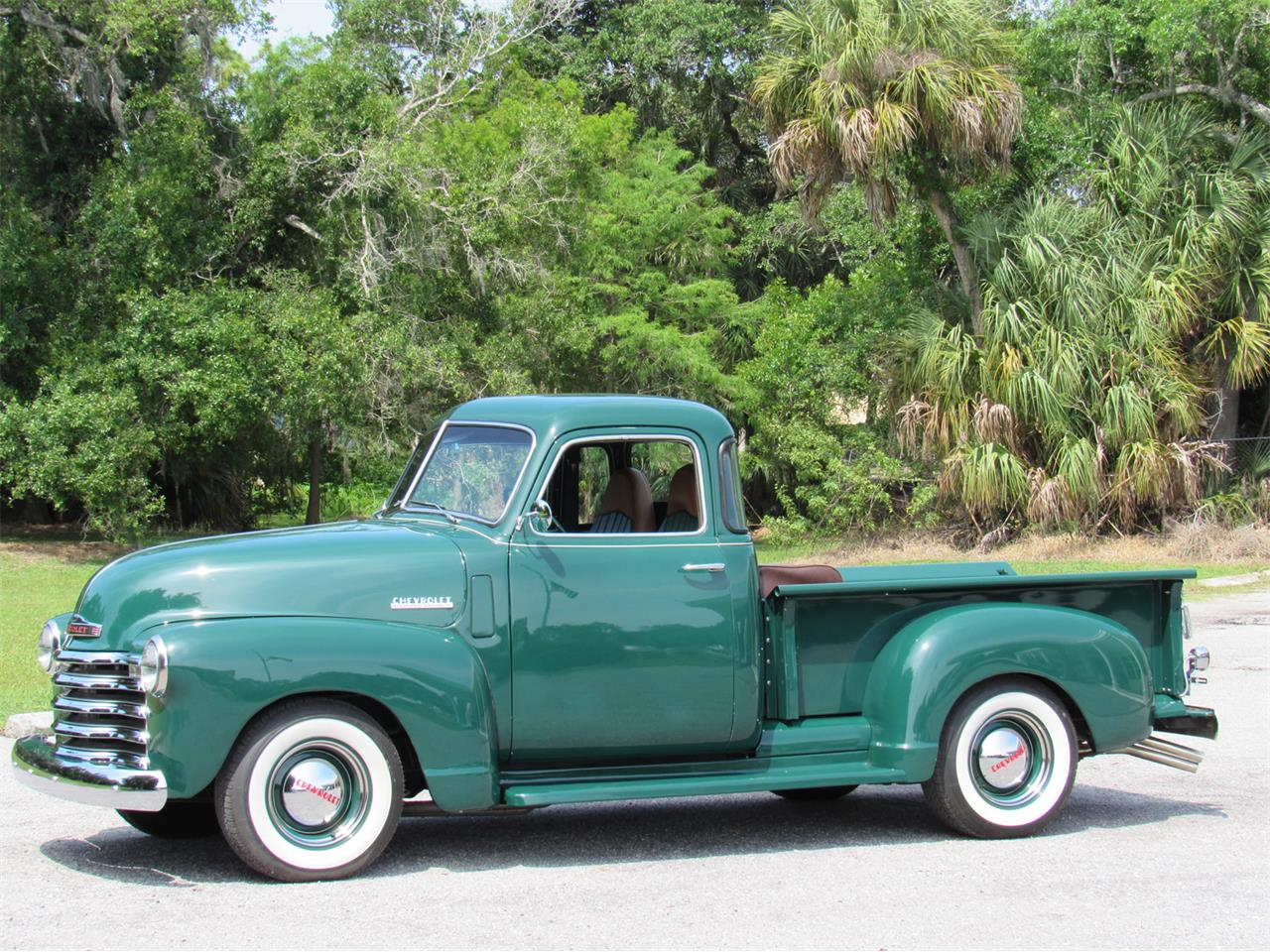 Large Picture of Classic 1948 Chevrolet Pickup - $49,900.00 Offered by Vintage Motors Sarasota - Q38X