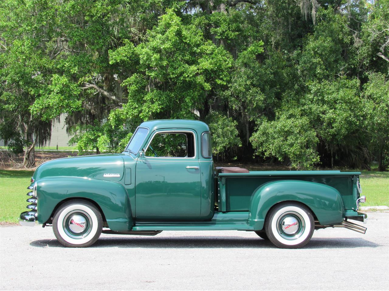 Large Picture of '48 Chevrolet Pickup Offered by Vintage Motors Sarasota - Q38X