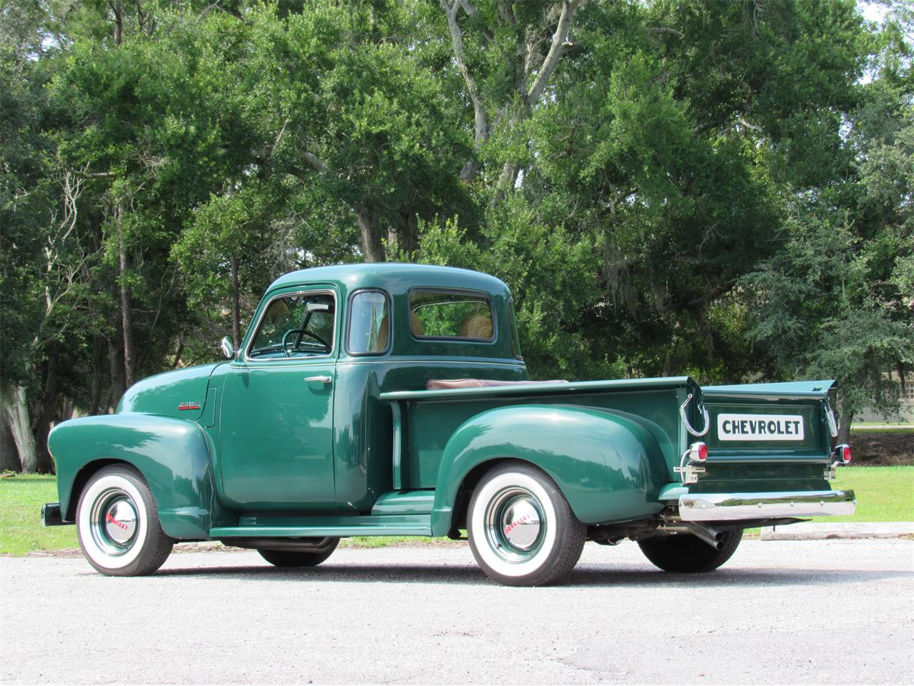 Large Picture of '48 Chevrolet Pickup located in Sarasota Florida - Q38X
