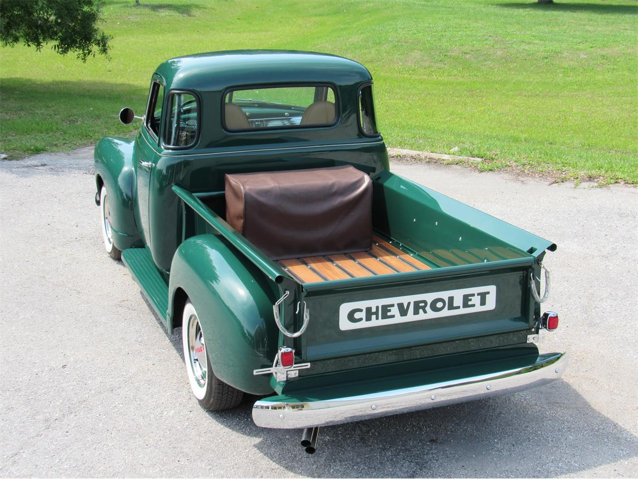Large Picture of '48 Chevrolet Pickup located in Sarasota Florida Offered by Vintage Motors Sarasota - Q38X