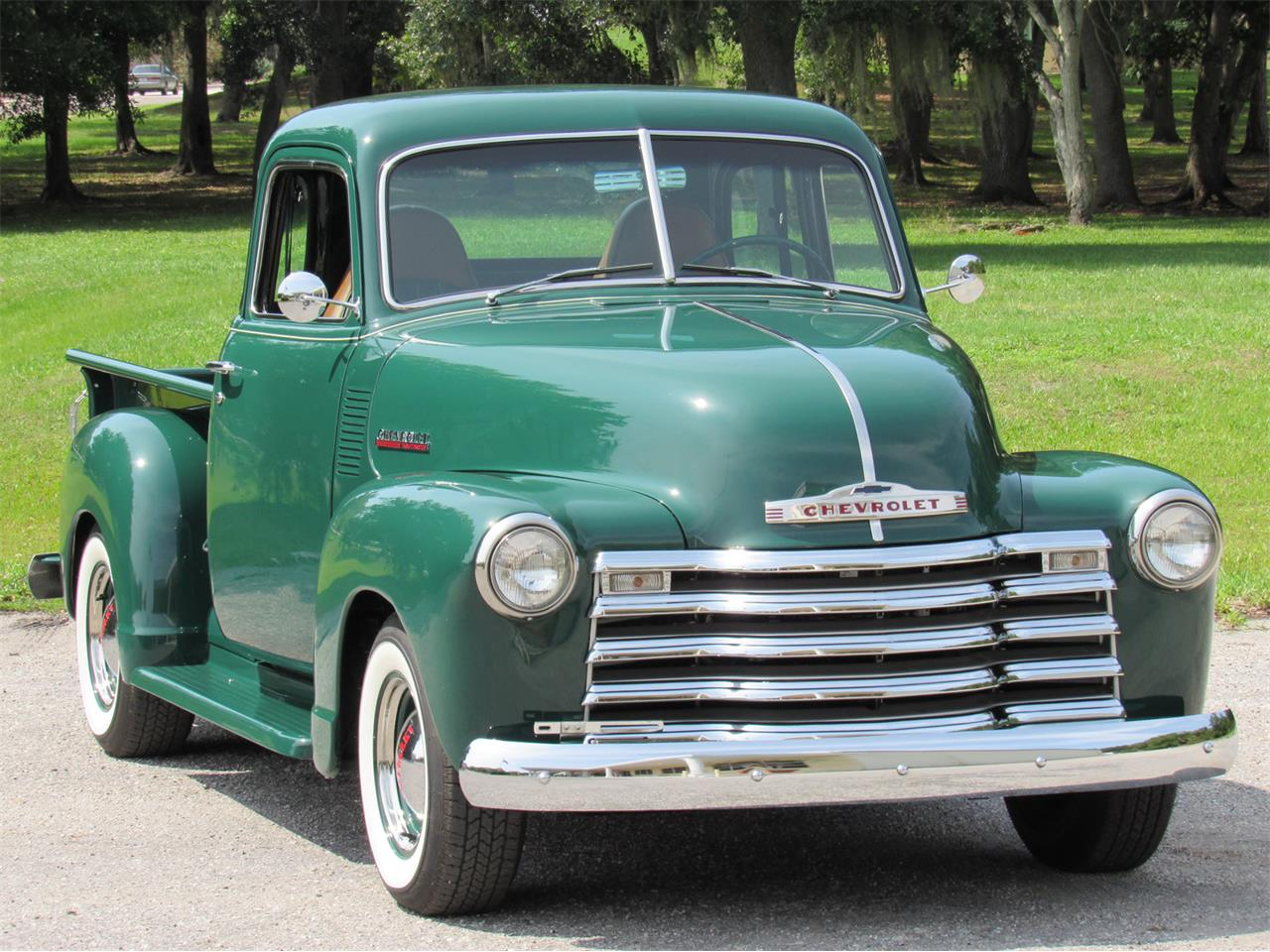 Large Picture of Classic 1948 Chevrolet Pickup located in Sarasota Florida Offered by Vintage Motors Sarasota - Q38X