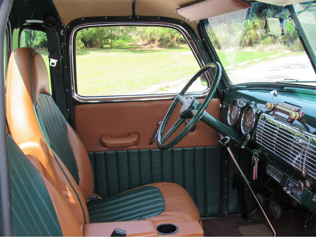 Large Picture of '48 Pickup located in Sarasota Florida Offered by Vintage Motors Sarasota - Q38X