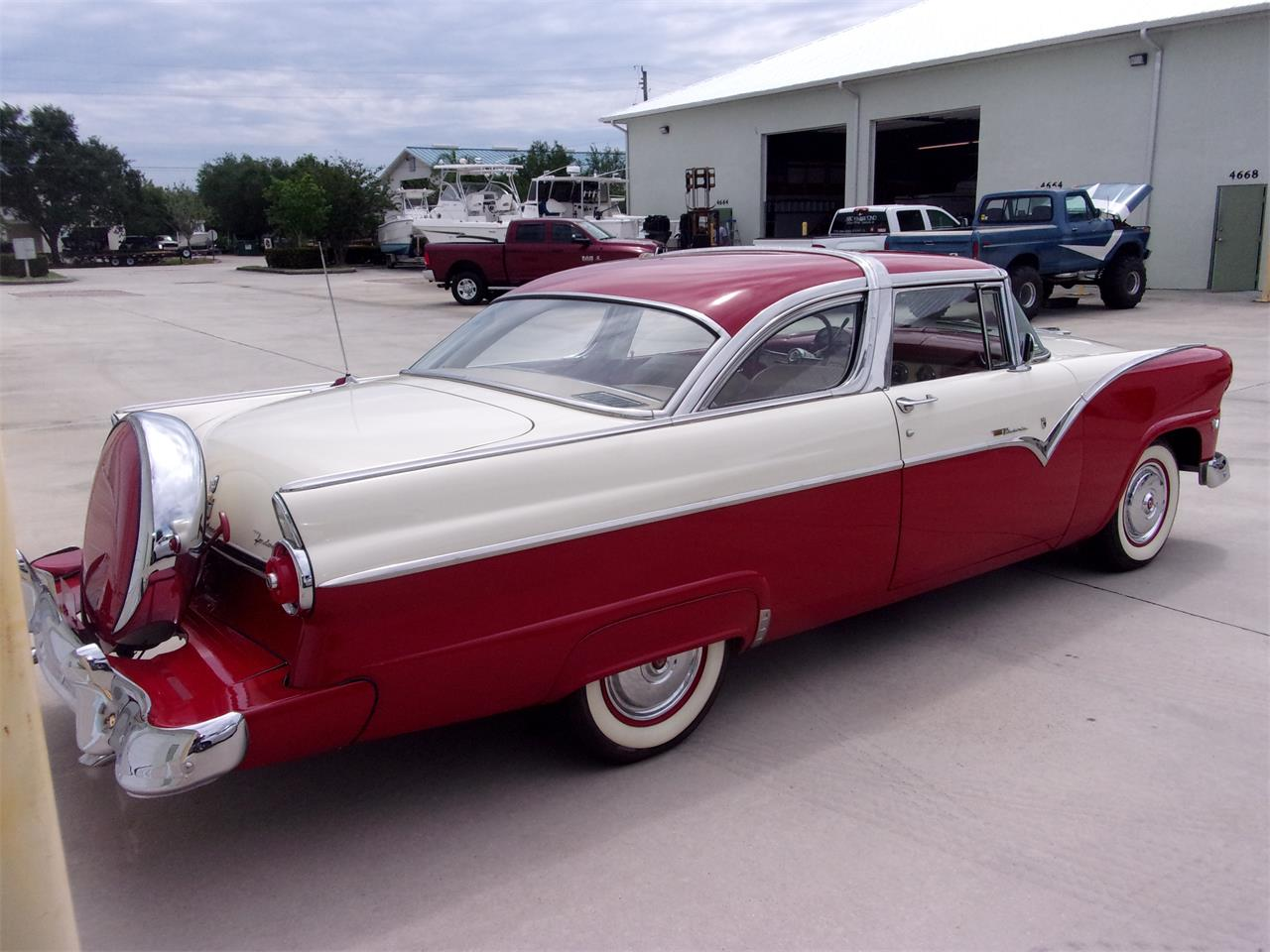 Large Picture of Classic 1955 Crown Victoria located in Stuart Florida - $29,500.00 Offered by Pirate Motorcars of Treasure Coast LLC - Q391