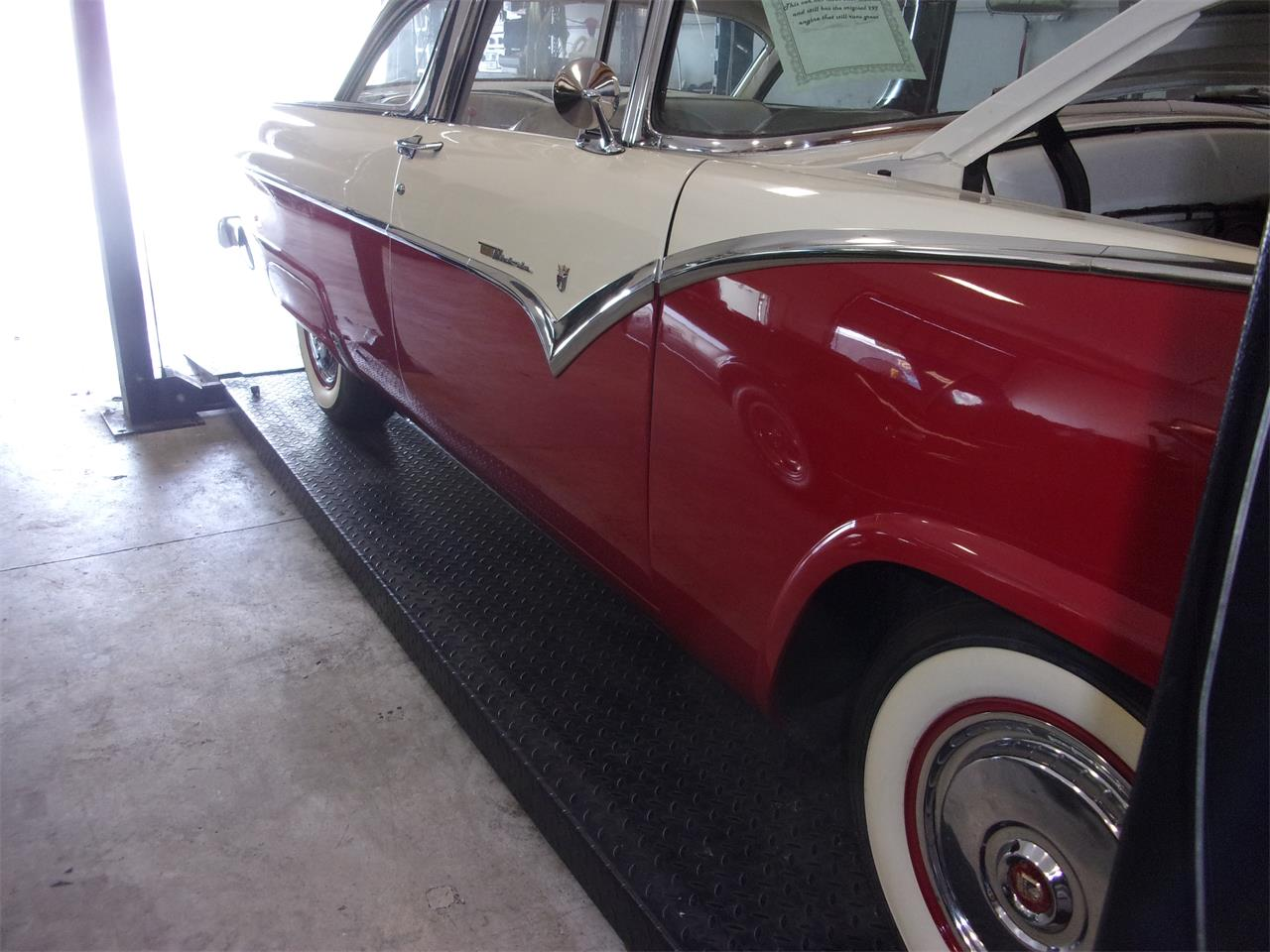 Large Picture of 1955 Crown Victoria located in Stuart Florida - $29,500.00 Offered by Pirate Motorcars of Treasure Coast LLC - Q391