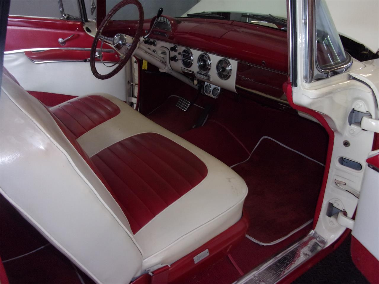 Large Picture of '55 Ford Crown Victoria Offered by Pirate Motorcars of Treasure Coast LLC - Q391