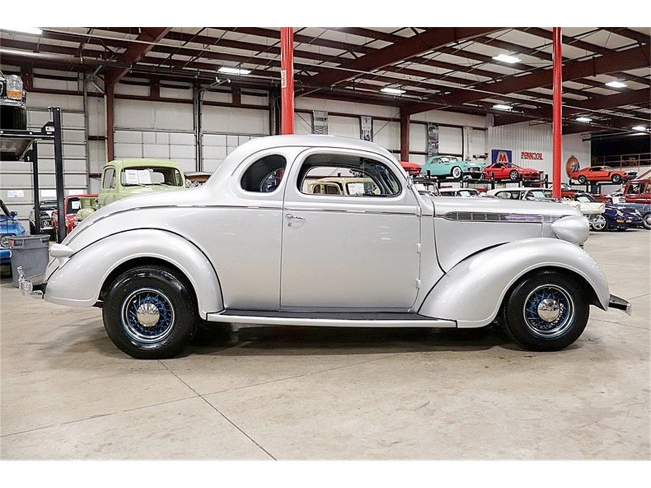 Large Picture of Classic '37 Chrysler Royal located in Michigan - $36,900.00 - Q39G